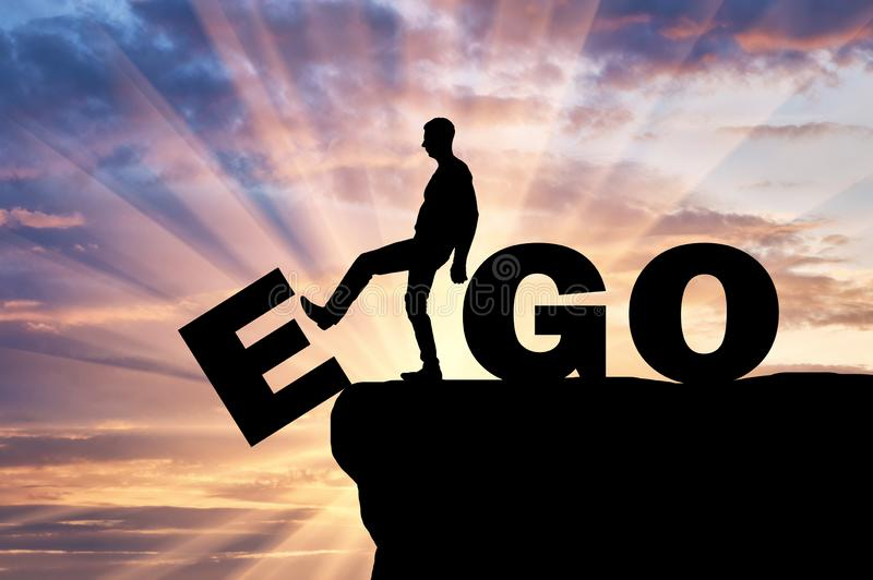 silhouette-man-gets-rid-ego-as-bad-habit-conceptual-image-fight-against-egoism-142401358